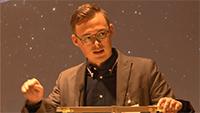 Parri Sieppi Vaikuttamisen väylät tulevaisuuden Suomessa -seminaarissa